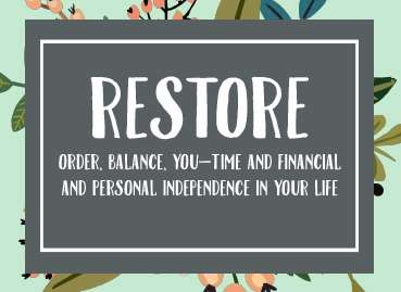 Restore your single mum llife