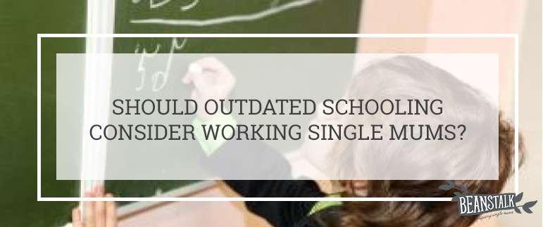 Working single parents