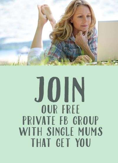Single mum Facebook group
