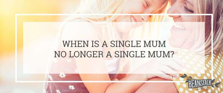 When is a single mum