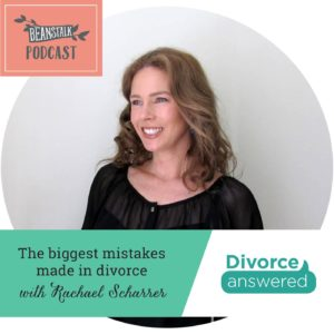 Divorce mistakes