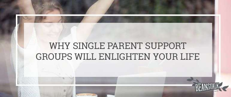 single mother support groups