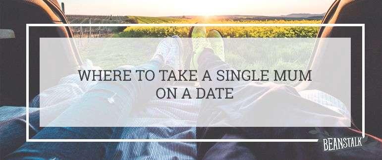 Single mum on a date