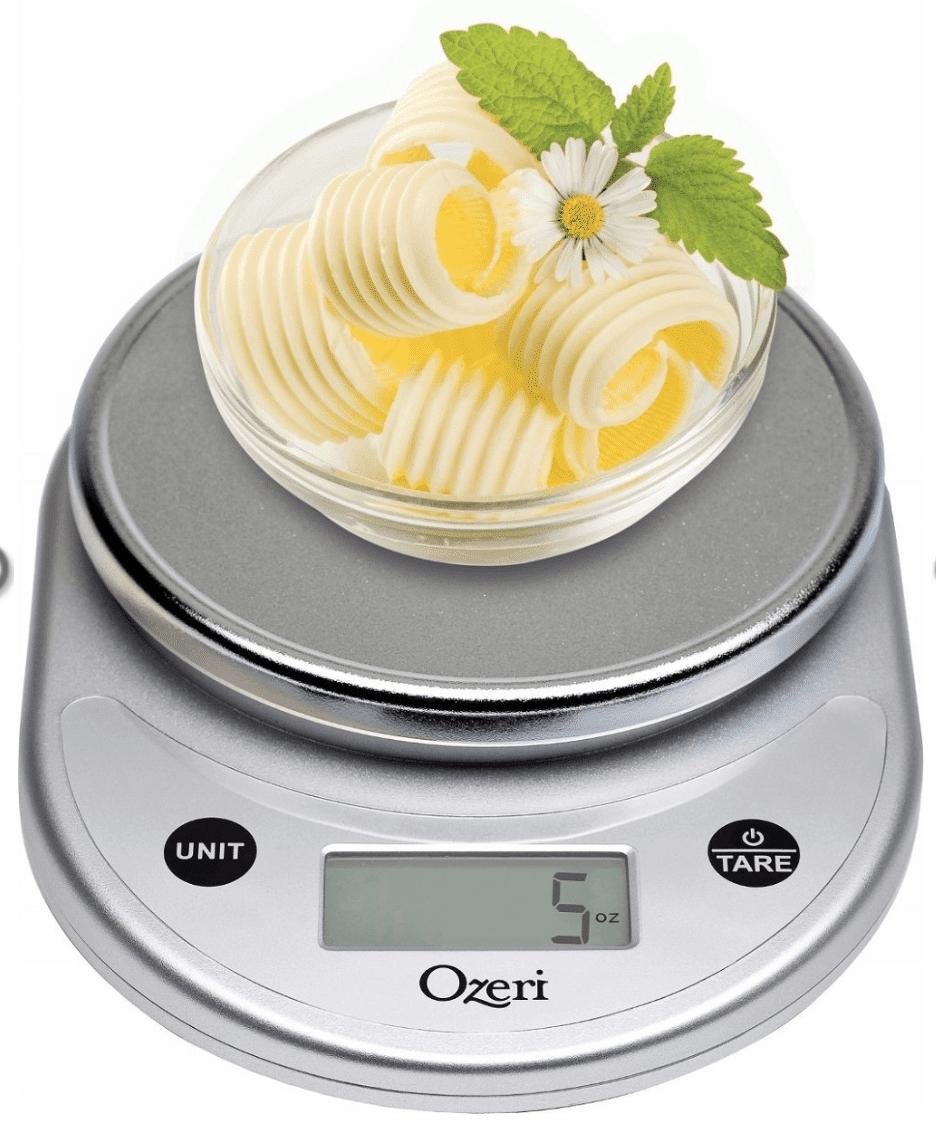Ozeri Digital Kitchen Scale | Beanstalk Mums