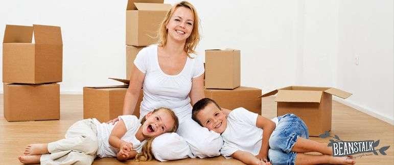 single parent buy home