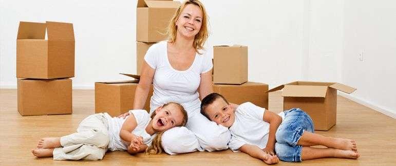 Single mum purchase property