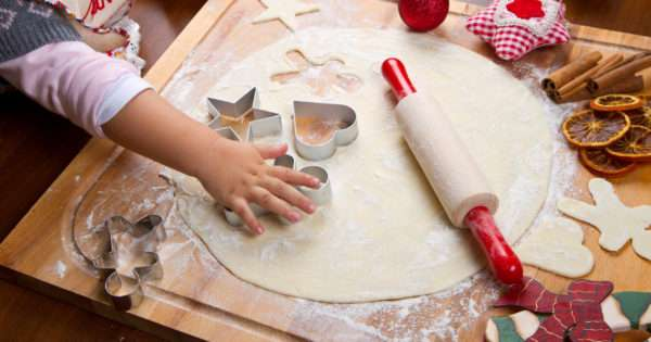 Christmas cooking for kids that actually works   Beanstalk Mums