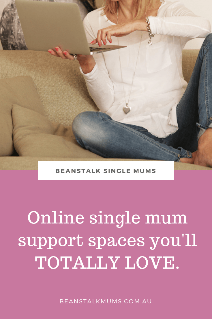 5 Single parent support groups you may not know about | Beanstalk Single Mums Pinterest