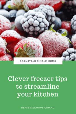 Best freezer tips