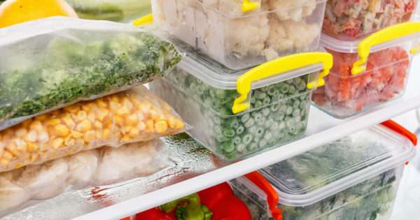 Freezer tips | Beanstalk Single Mums