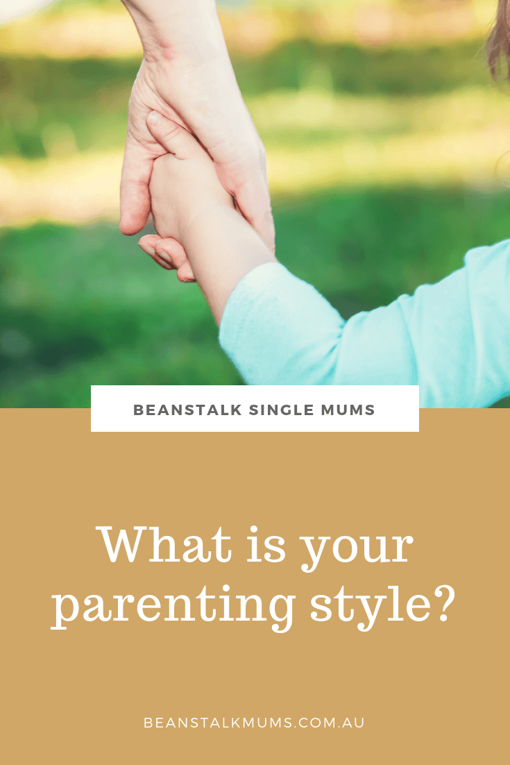Parenting styles and why you should have confidence in yours | Beanstalk Mums Pinterest