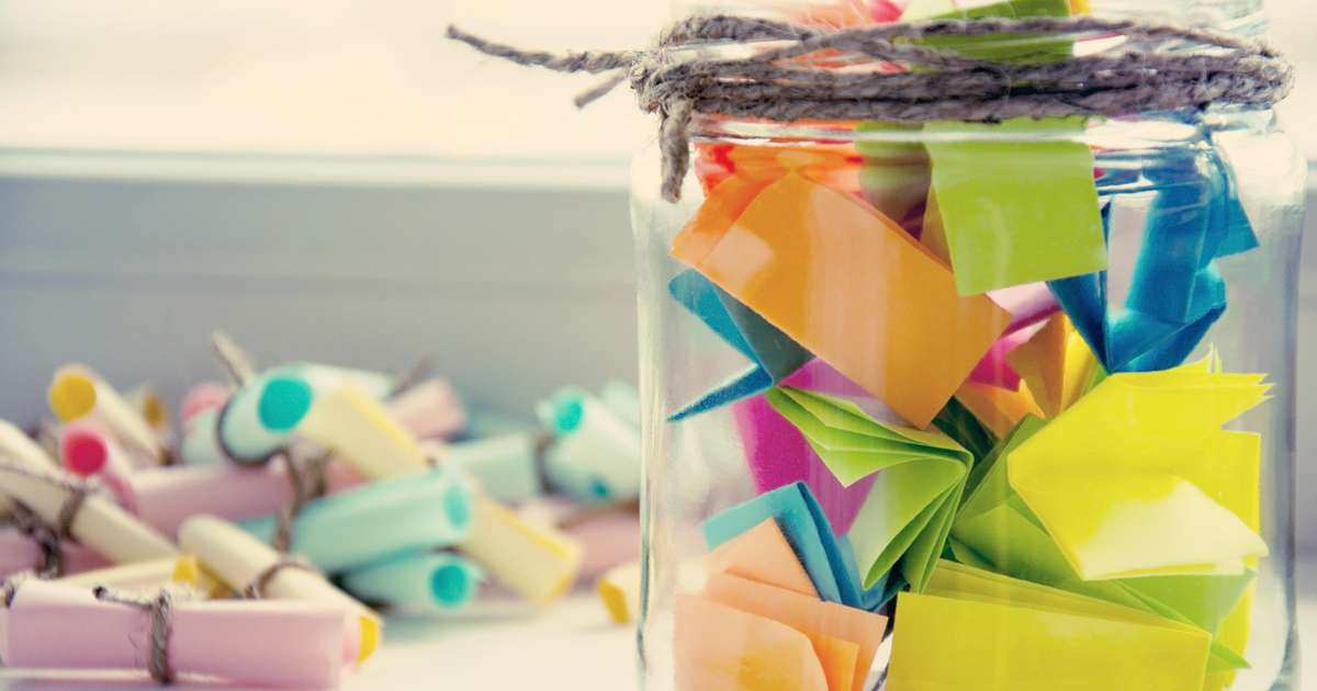 What's a memory jar and how can it help my child? | Beanstalk Mums