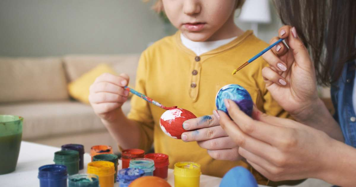 15 Fabulous Easter crafts your kids will love | Beanstalk Mums
