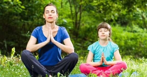 Meditation for mums | Beanstalk Single Mums