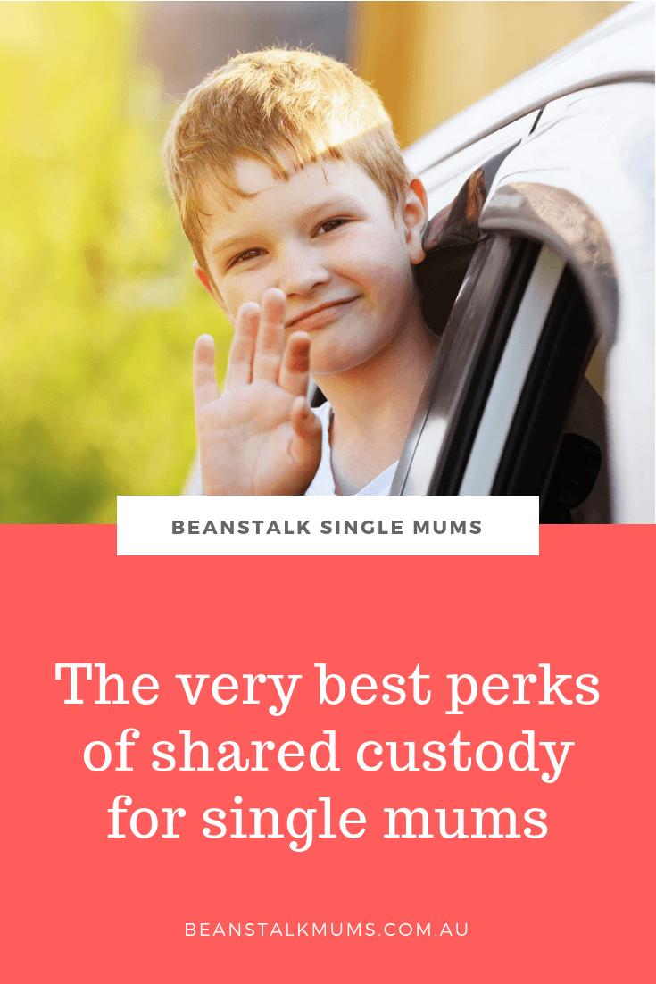 7 Perks of shared custody for single mums | Beanstalk Single Mums Pinterest