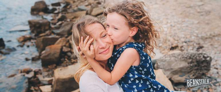 Stress relief for single mums