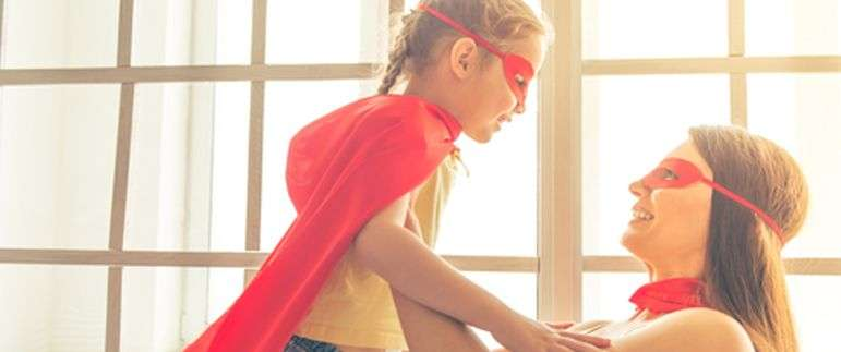 Single mums are super heros