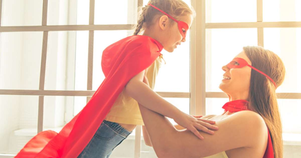 Why single mums are really super heroes | Beanstalk Mums