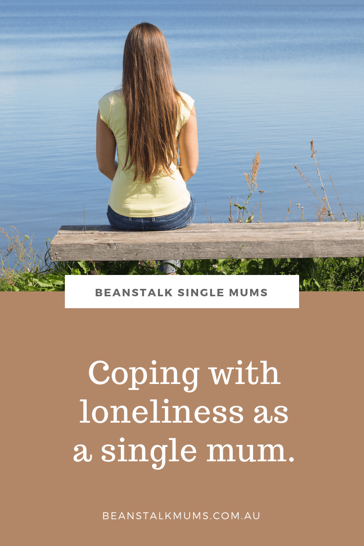 Coping with loneliness as a single parent | Beanstalk Mums