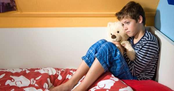 10 Warning signs of stress in children | Beanstalk Mums