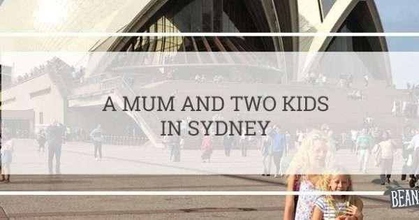 Kids in Sydney