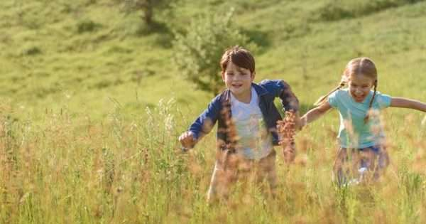 Free range parenting