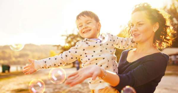10 Reasons to celebrate being a Single Mum on Mother's Day | Beanstalk Mums