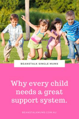 Children's support system