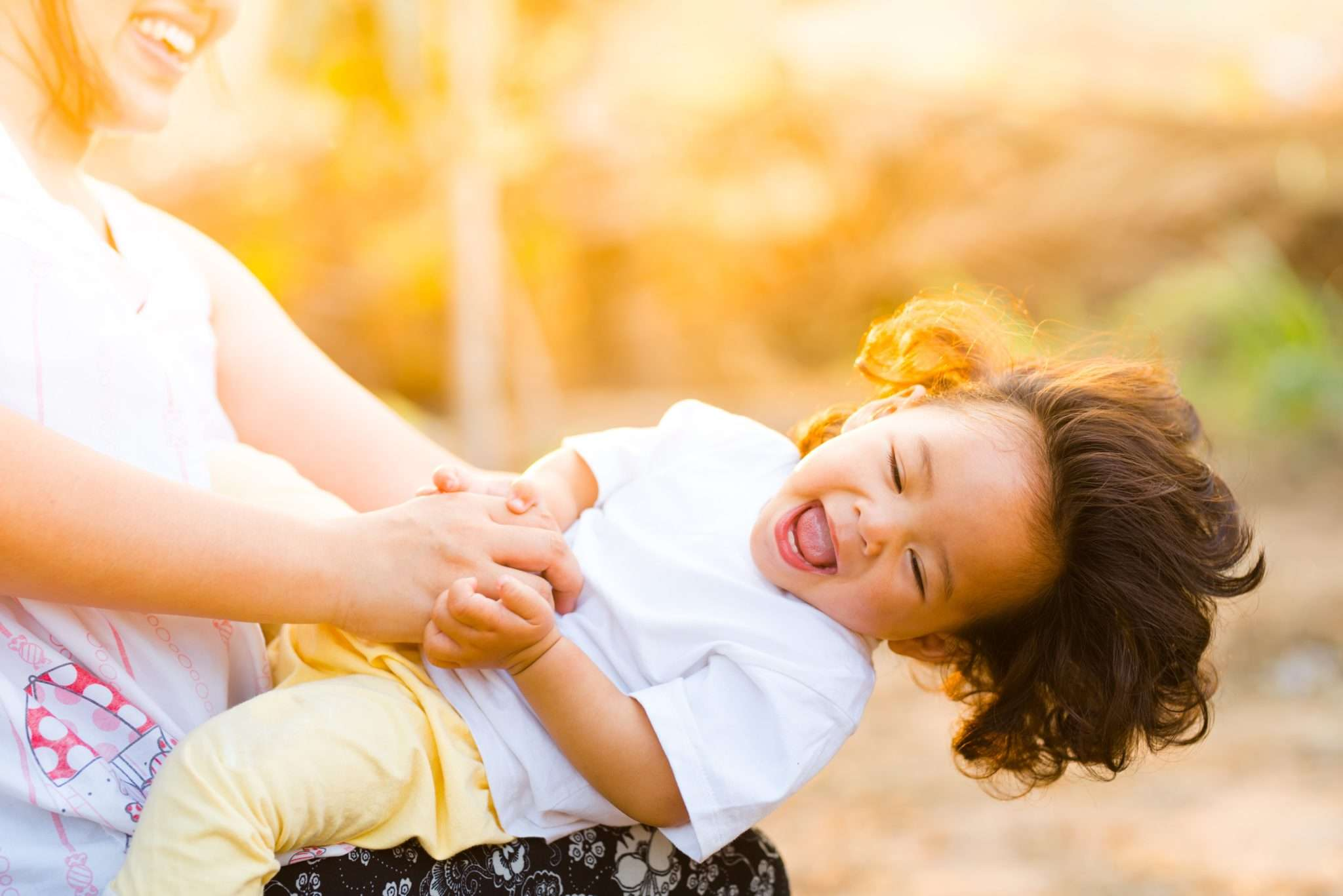 Health insurance for mum and daughter