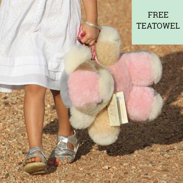 Tambo Teddies Free Teatowel