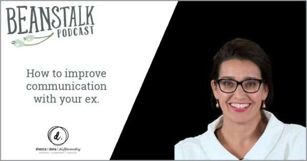 Communicating with your ex podcast