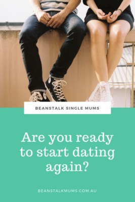 When to start dating again
