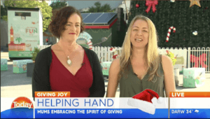 Lucy Good on The Today Show | Beanstalk Mums