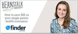 Single parent health insurance podcast