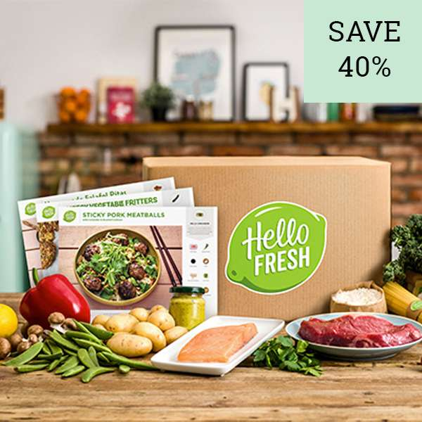 Hello Fresh discount