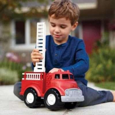 Rainbow Fun toy truck