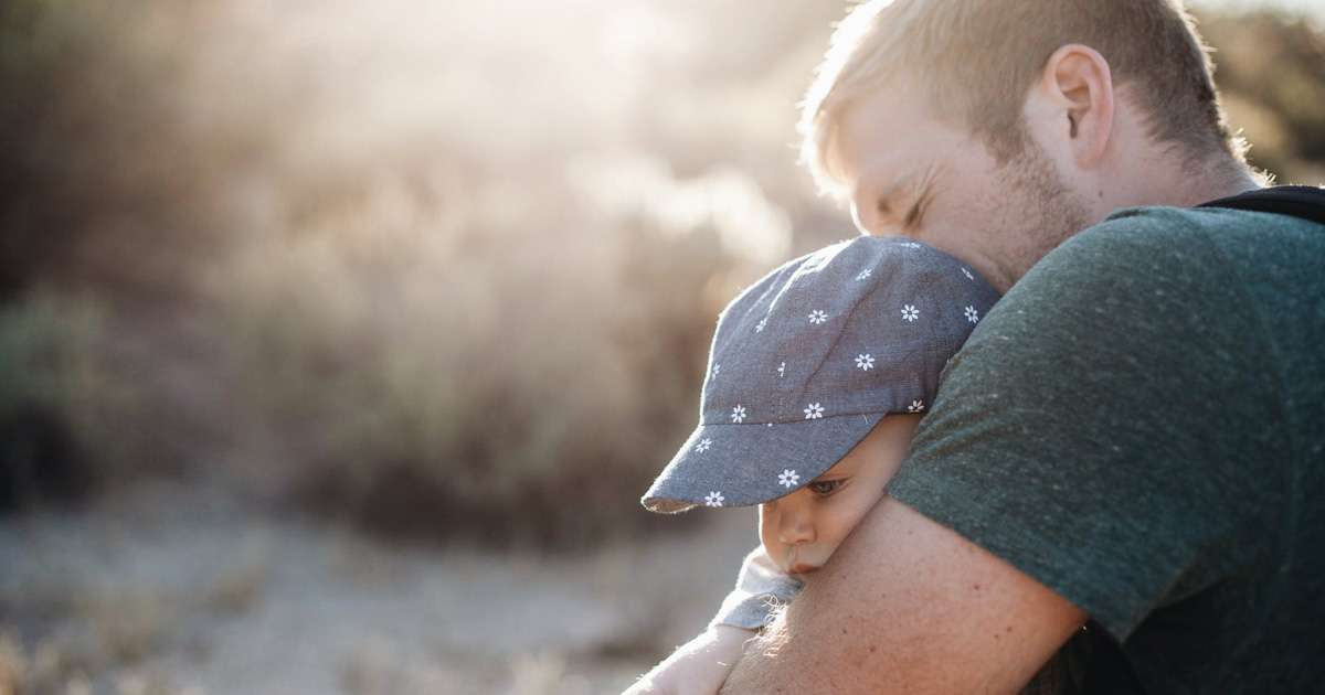 What should I do if our child doesn't want to go to Dad's house? | Beanstalk Mums