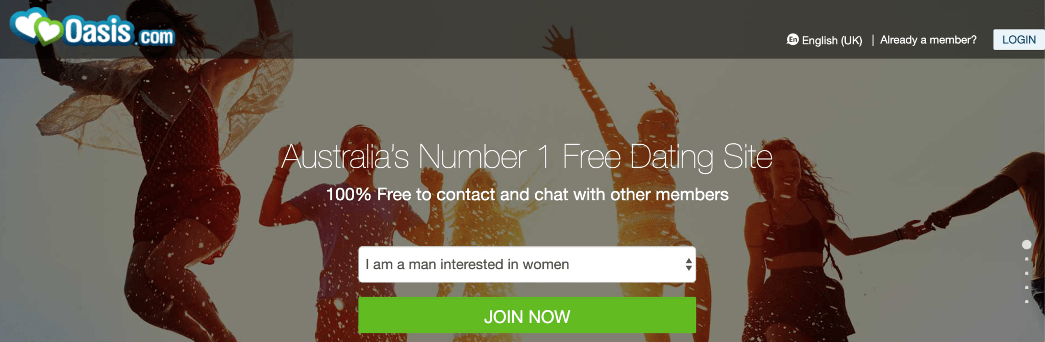 Online dating software 2019 | Oasis | Beanstalk Single Mums