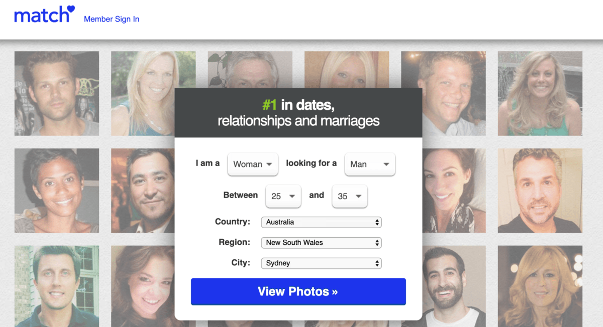 Dating apps if you're over 40   Match   Beanstalk Single Mums