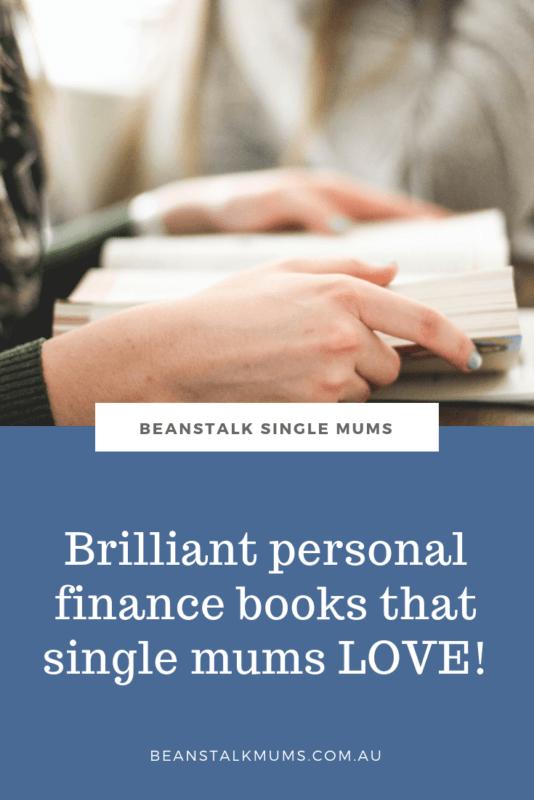 7 Brilliant personal finance books to save you money   Beanstalk Mums Pinterest