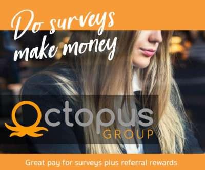 Octopus paid online surveys | Beanstalk Single Mums