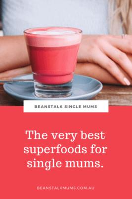 Best superfoods Pinterest