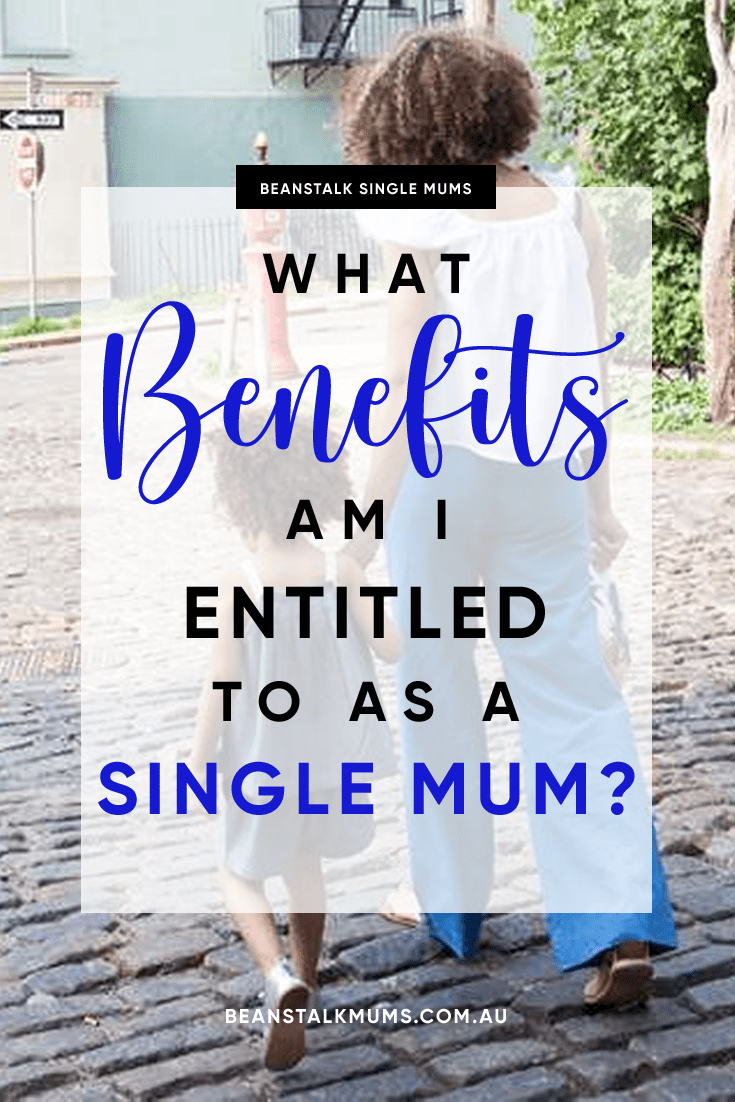 Help for single parents working full time | Beanstalk Single Mums Pinterest