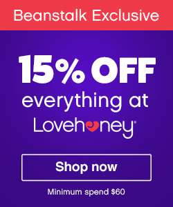 Lovehoney | Exclusive Special for Beanstalk Mums