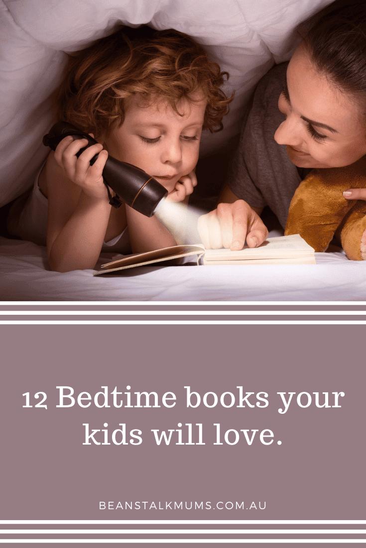 Bedtime books   Beanstalk Single Mums Pinterest
