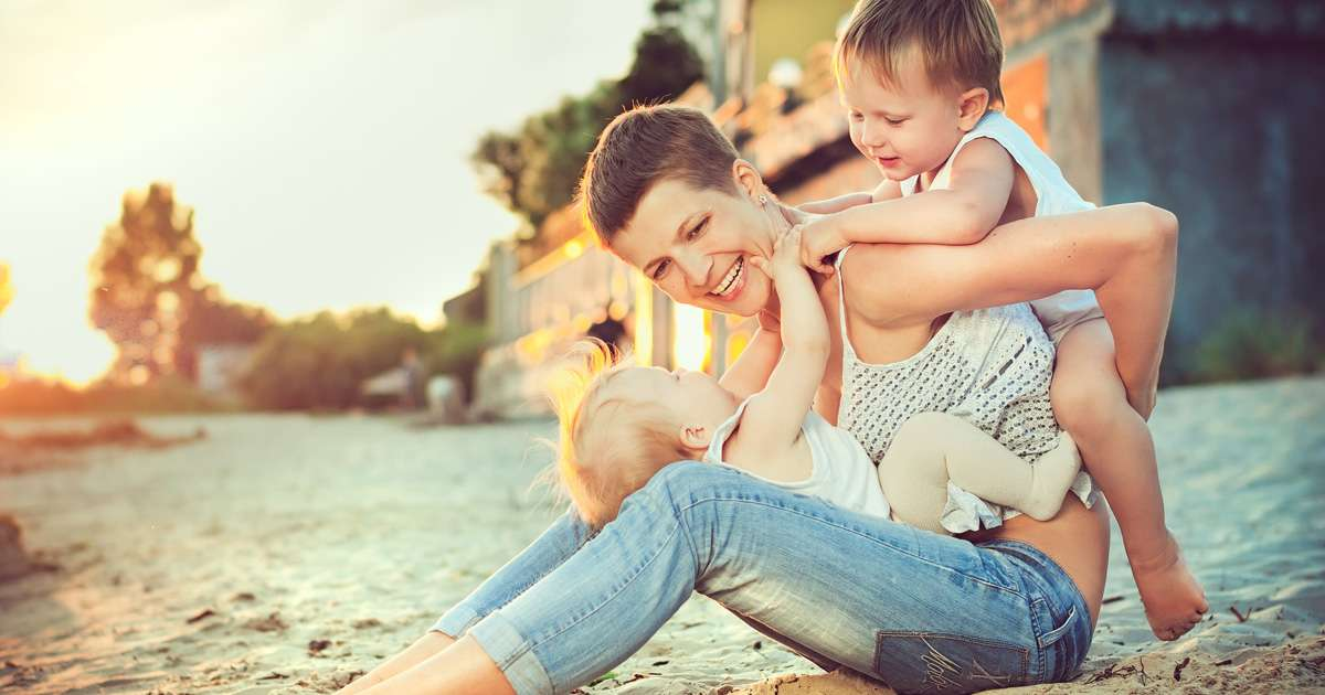 Why being a single mum makes me so damn proud | Beanstalk Mums