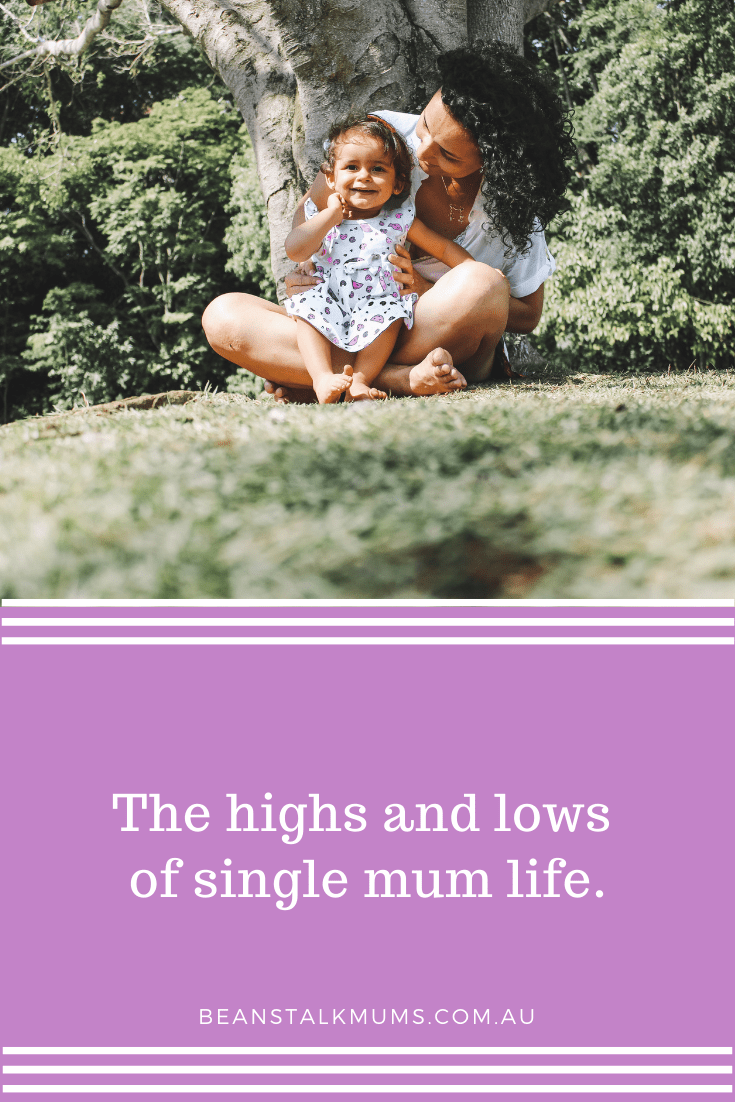 Benefits and challenges of being a single parent | Beanstalk Single Mums Pinterest