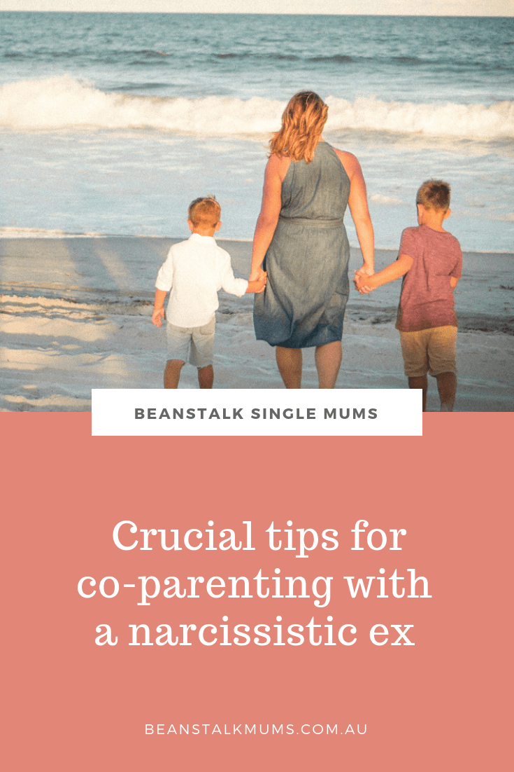 Co parenting with a narcissistic ex | Beanstalk Mums