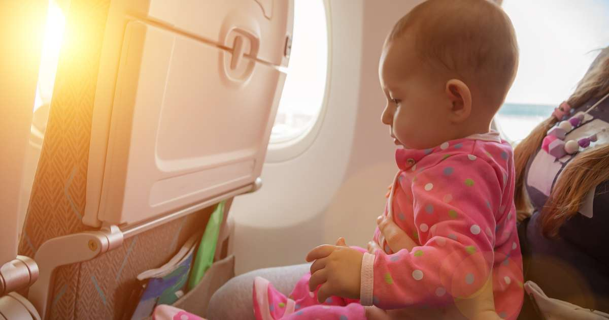 Flying with kids: Everything you need to know | Beanstalk Mums