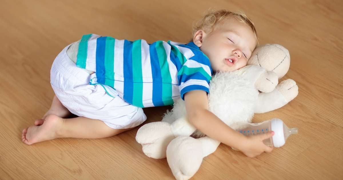 How to make your kids sleep well | Beanstalk Mums
